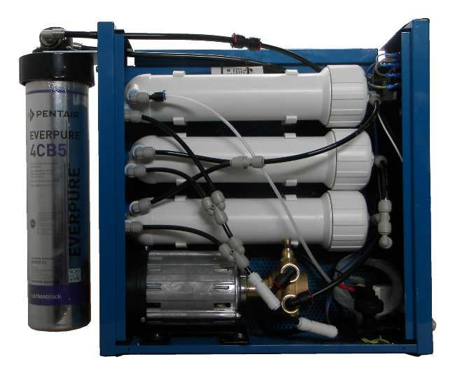 Reverse Osmosis Direct Production System ROD3M