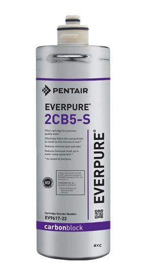 Everpure 2CB5-S Water Filter Cartridge EV9617-22