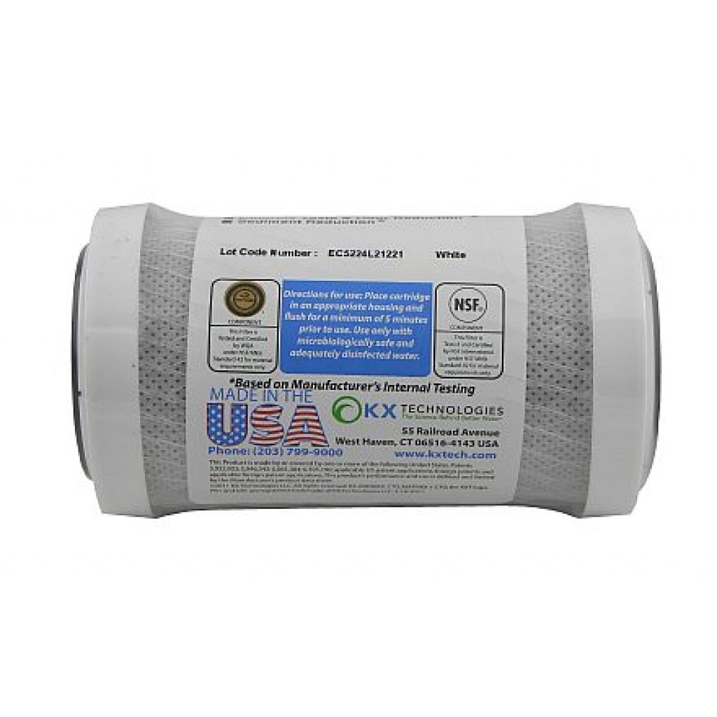 "Matrikx 5""  5 Micron Filter Cartridge"