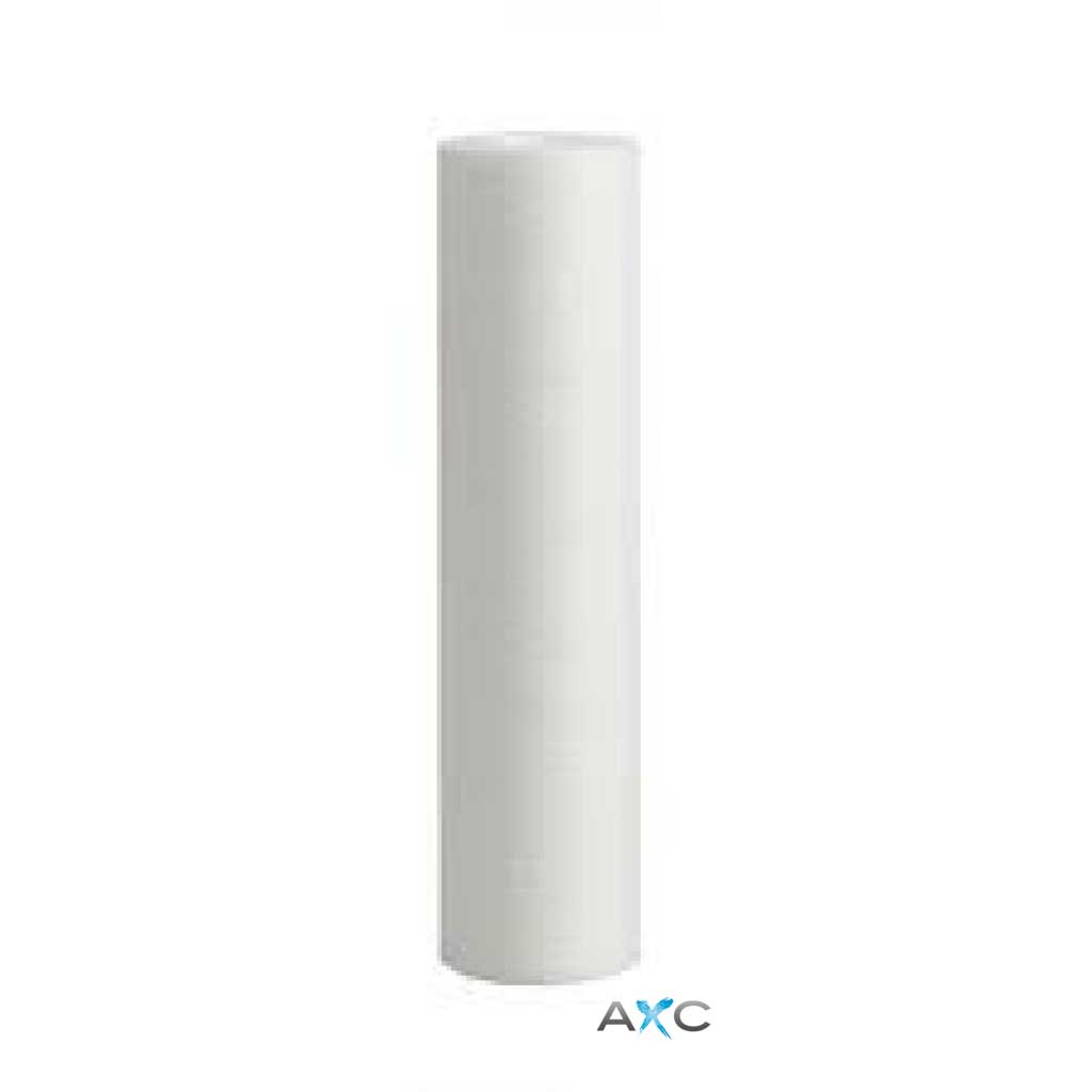"10"" Polypropylene 1 micron 1/4 Sediment Cartridge"