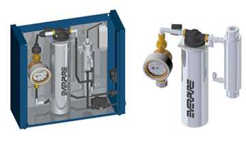 Water Microfiltration Systems