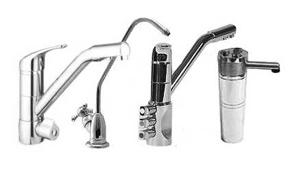 Faucets and Mixers