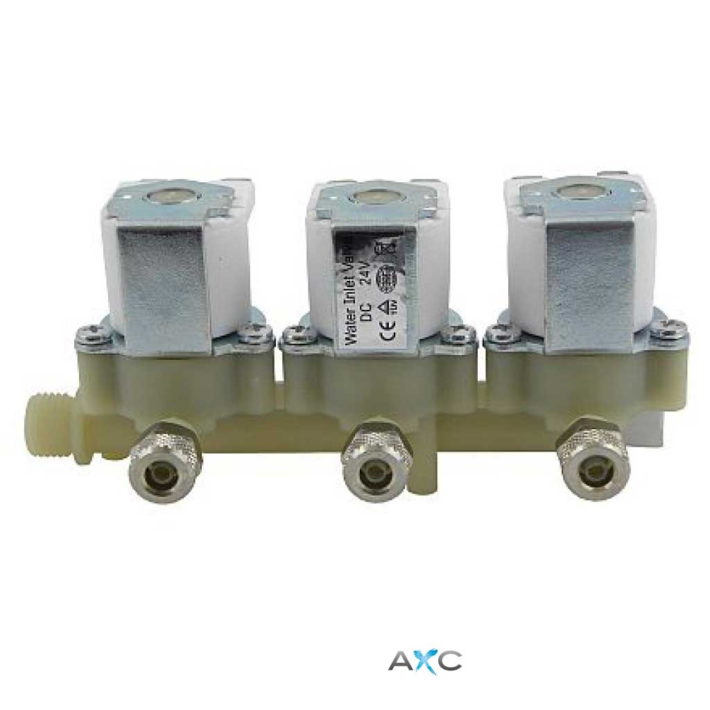 3 way solenoid valve for water dispenser
